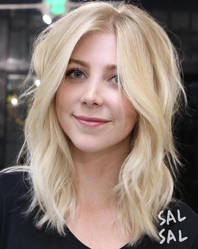 70 Darn Cool Medium Length Hairstyles For Thin Hair Medium Layered