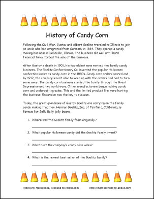 62 Spooktacular DIY Halloween Decorations   Candy corn, Worksheets ...