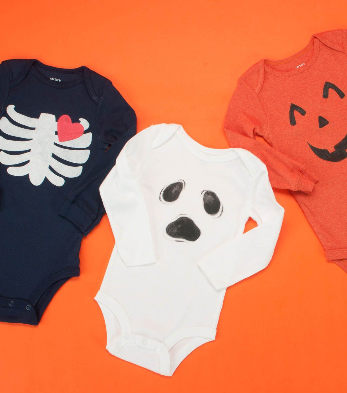 PERSONALISED Baby 1st Halloween Pumpkin Spider Vest Outfit Costume Bodysuit Gift