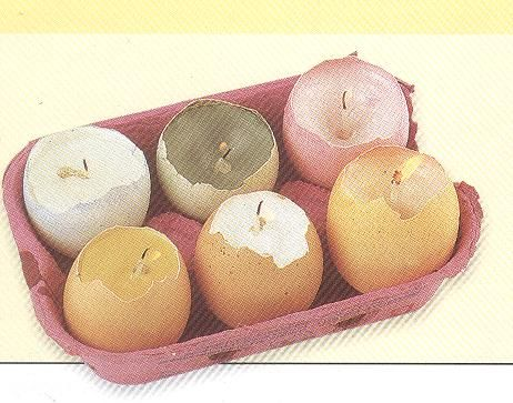 Kerzeneier