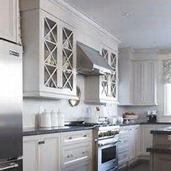 Kitchen Tile Backsplash Green Flip or Flop Cottage Farm House