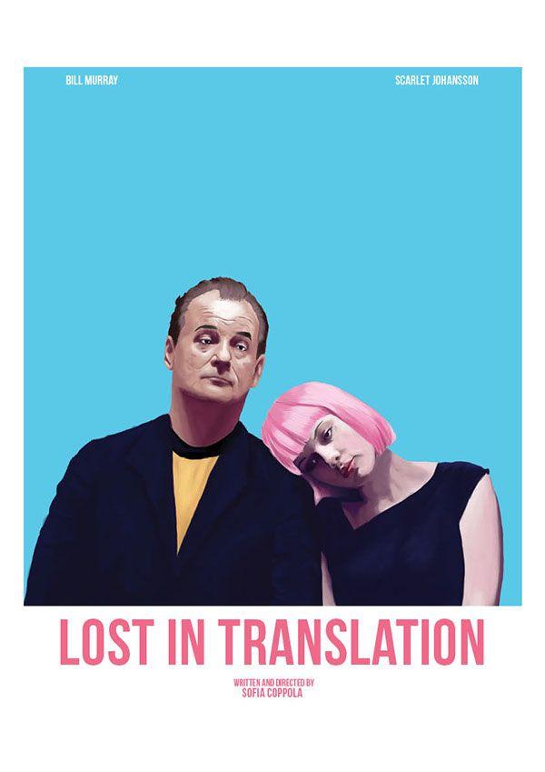 Lost in Translation by Ekkachai Oonnankat movie posters - lost person poster