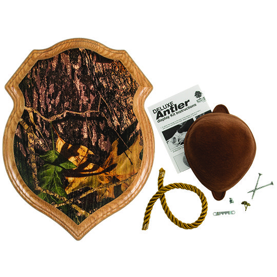 Walnut Hollow Country Deluxe Antler Display Kit in Solid ...