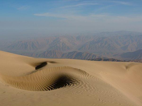 Cerro Blanco Sand Around The Worlds Service Trip