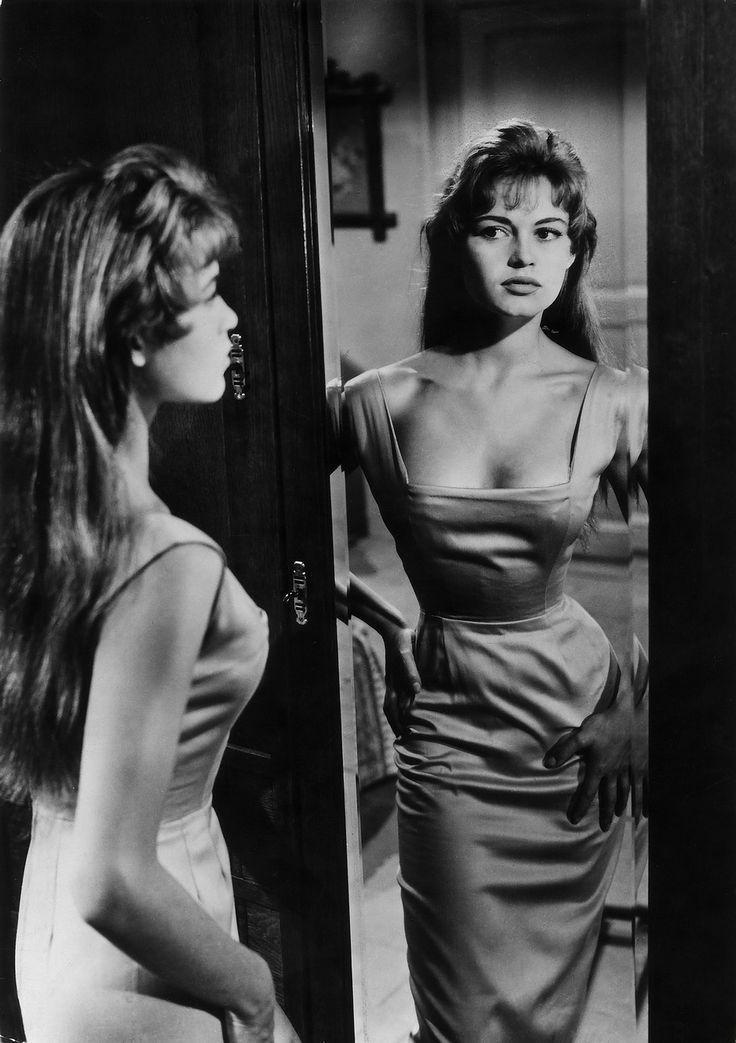 Brigitte Bardot in the mid 50's