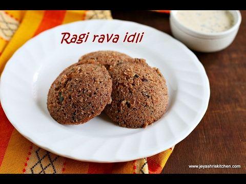 ragi rava idli recipe easy breakfast recipes jeyashris kitchen - Jeyashris Kitchen