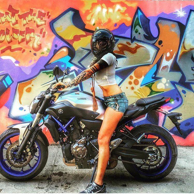 Real Biker Women ridingsexy (5)