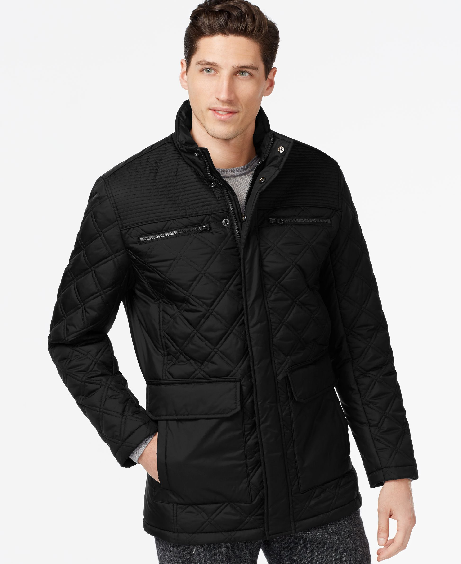 Marc New York Fulton Quilted Jacket Jackets, Marc new