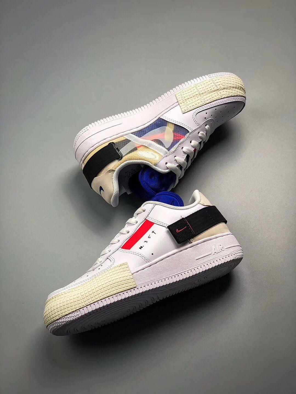 Nike Air Force 1 Low Drop Type 'Summit White' CI0054 100
