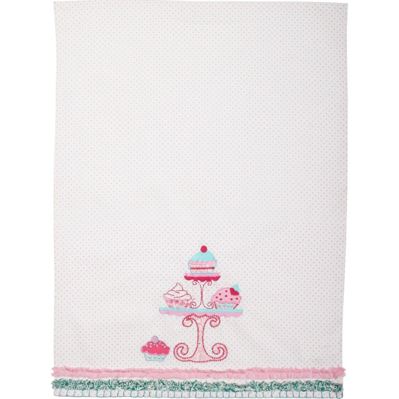 Pink Cupcake Vintage Inspired Kitchen Towel Sur La Table Pink Cupcakes Kitchen Towels Vintage Inspired
