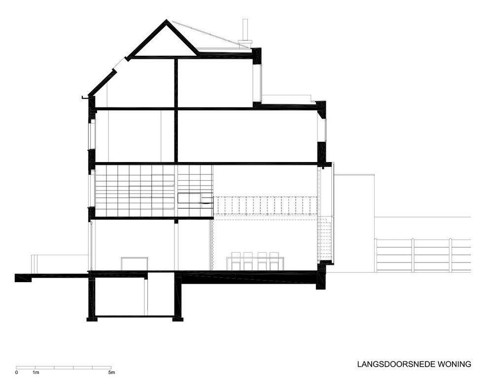 Kessel-Lo House by NU Architectuuratelier - plan maison architecte gratuit