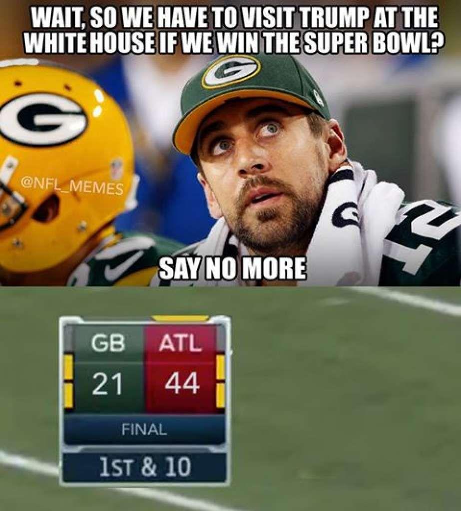 Memes Mock Nfl Conference Championship Blowouts Packers Memes Nfl Memes Super Bowl