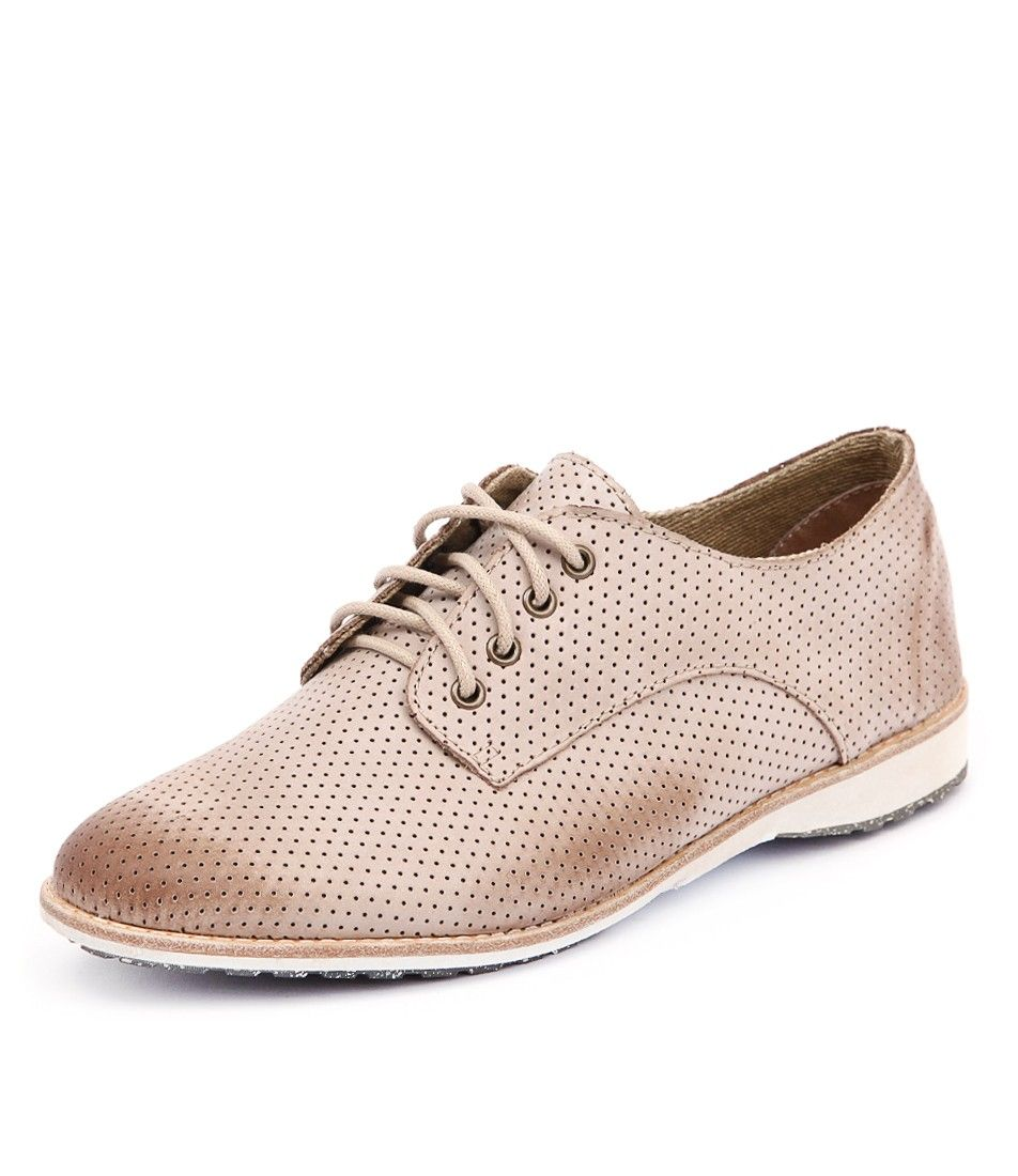 Rollie Women's Triangle Perforated Derby c86QrG
