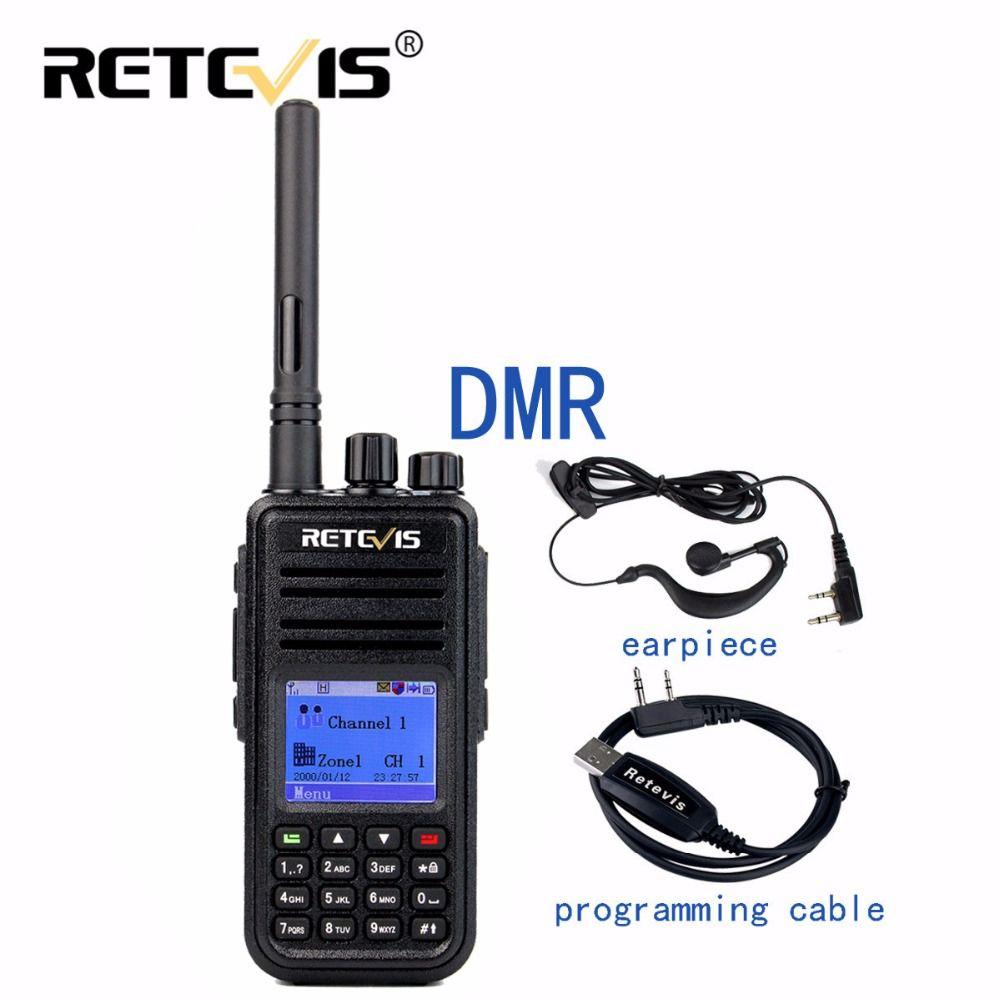 best price dmr digital radio gps walkie talkie retevis rt3