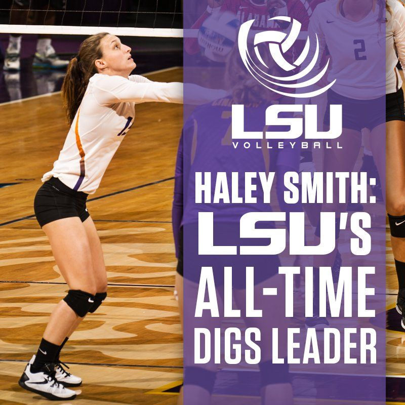 Lsu Volleyball On Twitter Lsu Volleyball All About Time