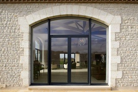 Fabricant portes fenetres aluminium | Grandes fenêtres, Renovation fenetre et Fenêtres de maison