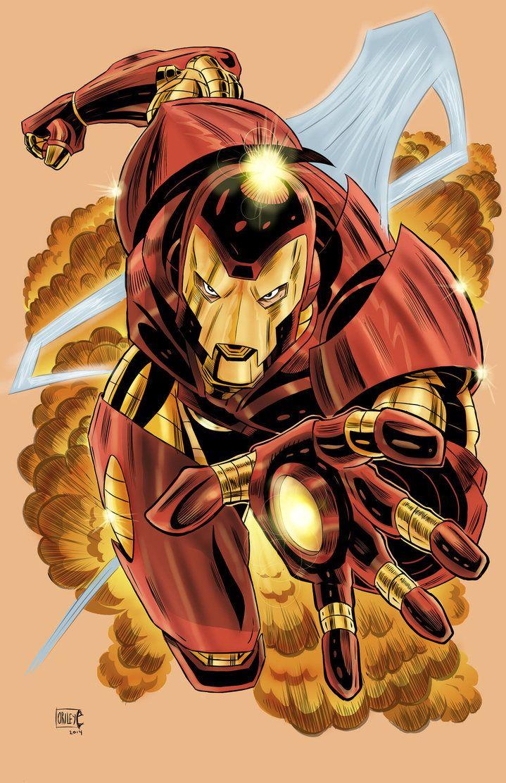 Iron Man by joriley on DeviantArt