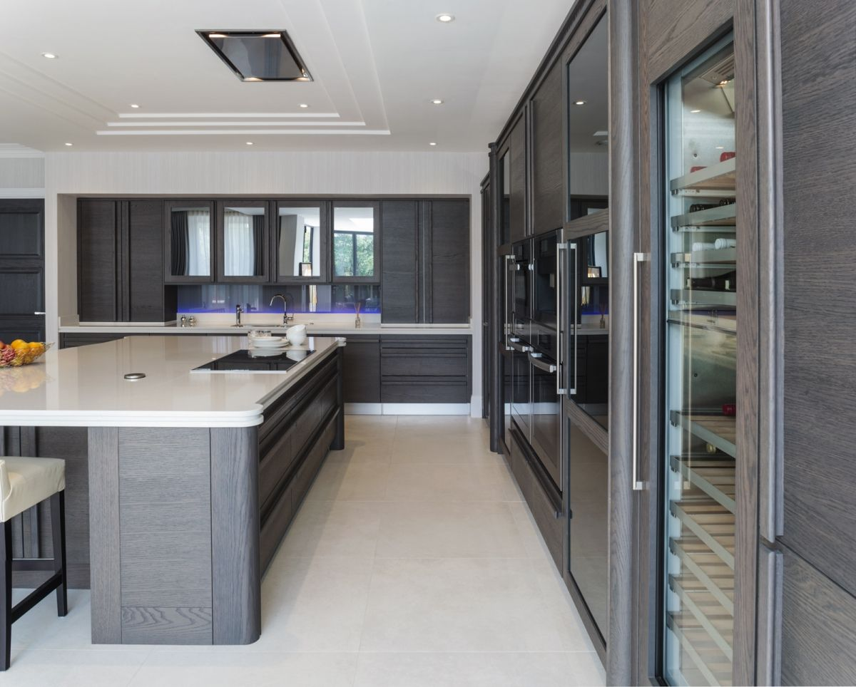 Sylvarna Kitchen Design  Gallery  House Project  Pinterest Enchanting Gallery Kitchen Design Inspiration