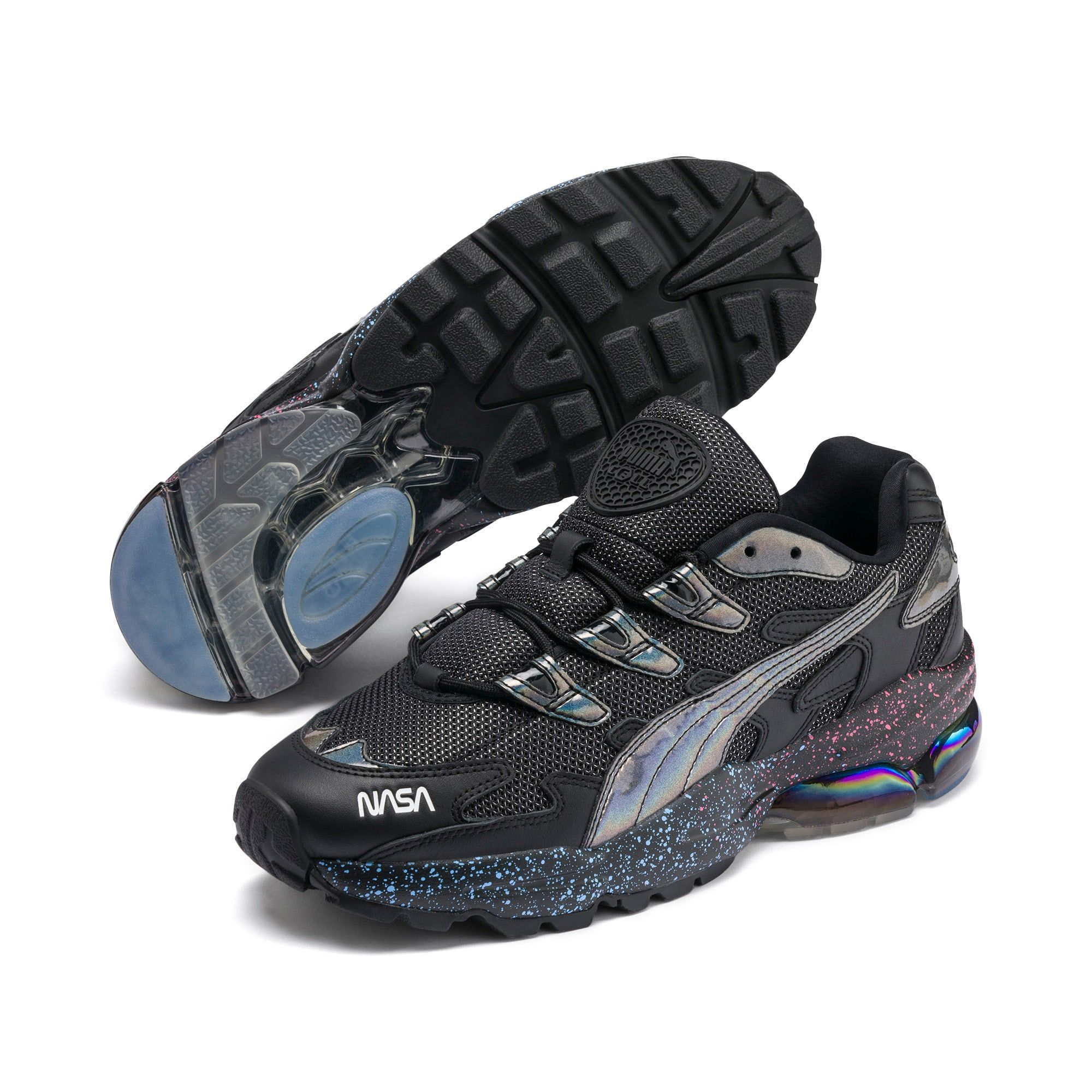 PUMA Chaussure Basket CELL Alien Space Explorer, Noir