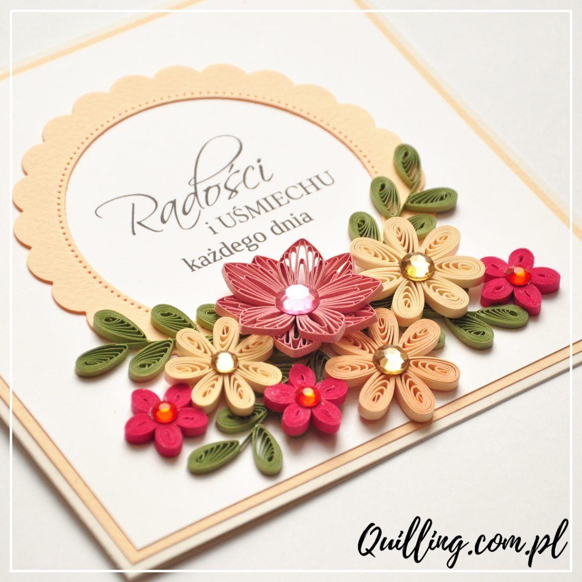 Galeria Paper Quilling Cards Quilling Designs Paper Quilling
