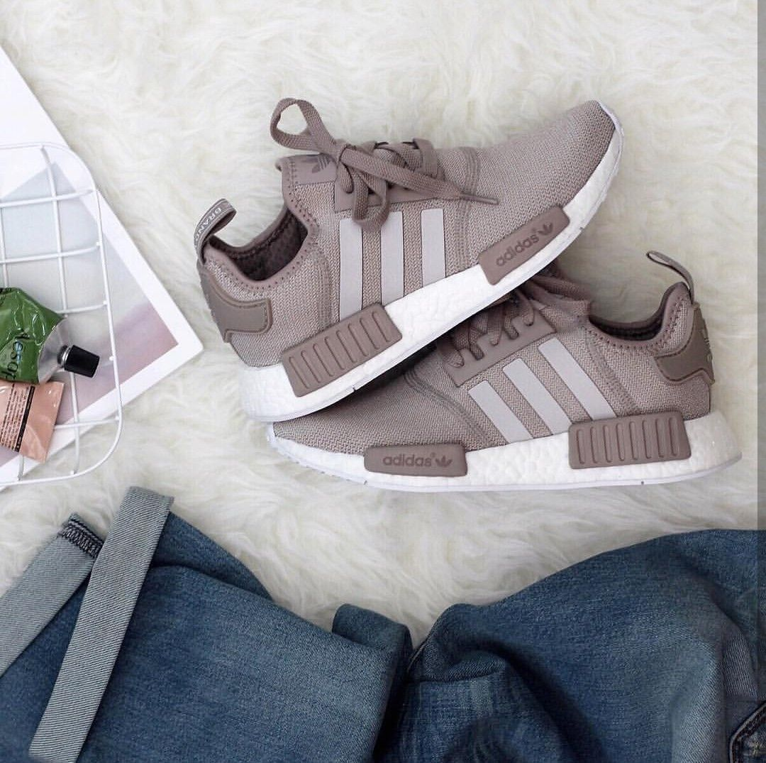 adidas Originals NMD in brownbraun Foto: merystache