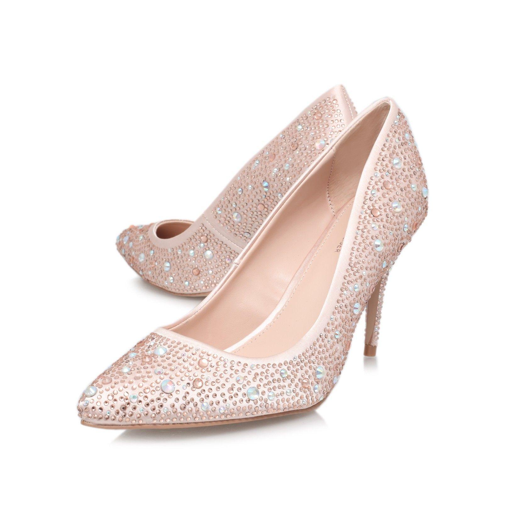Gloria Pink Shoe By Carvela Kurt Geiger Women High Heels