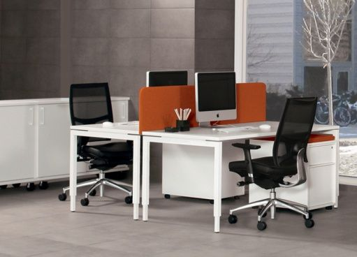 Office Desking Nova H Office Desk Furniture Home Decor