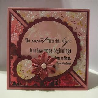 cool way to make your own cards instead of expensive hallmark ones