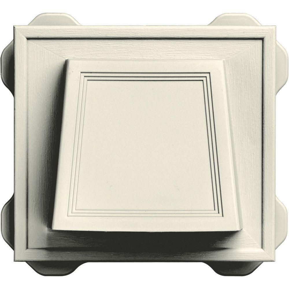 Builders Edge 140116774082 4 Hooded Dryer Vent 082 Linen Read More At The Image Link Builders Edge Dryer Vent Mounting Blocks