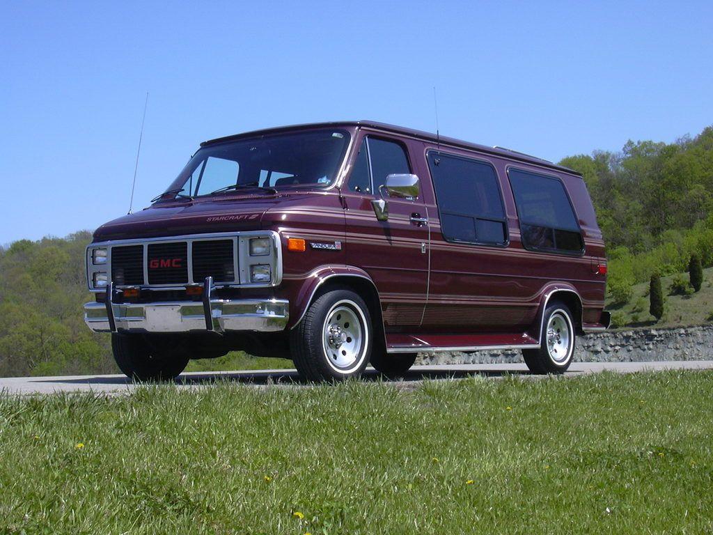 small resolution of 1991 gmc vandura 2500 starcraft conversion van