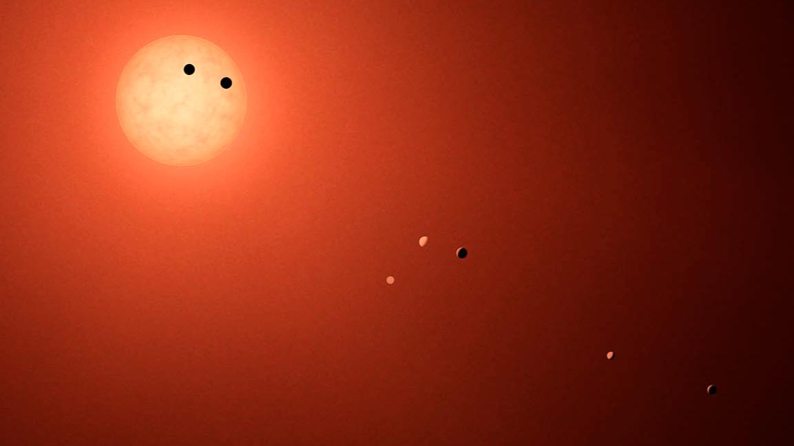 Nasa Telescope Reveals Record Breaking Exoplanet Discovery Astronomy Space Telescope Spitzer Space Telescope