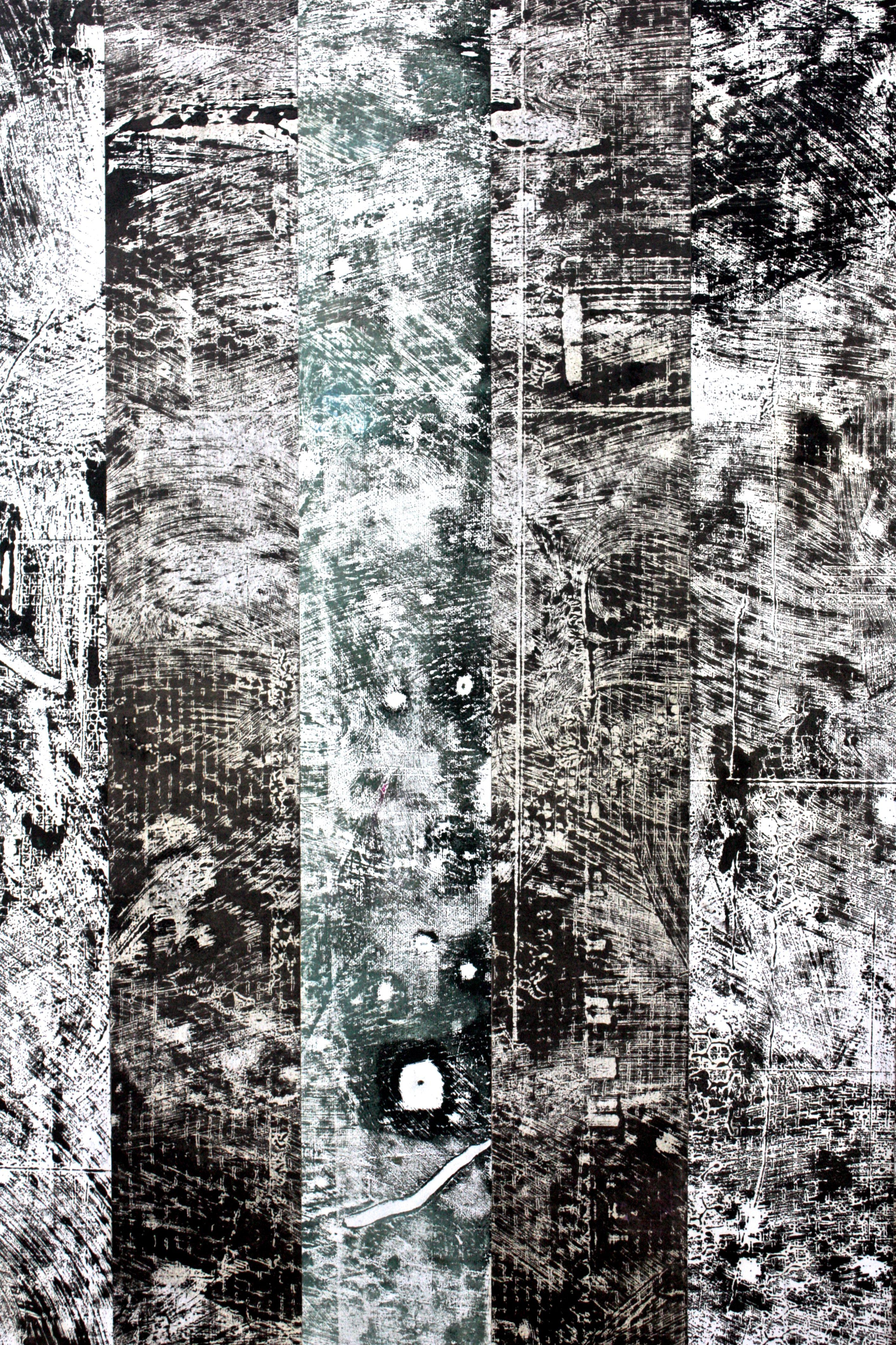 Detail Archeo-Metria Delle Resistenze #3, #FrancescoIrnem #Canal05 #Brusseles #Artgallery