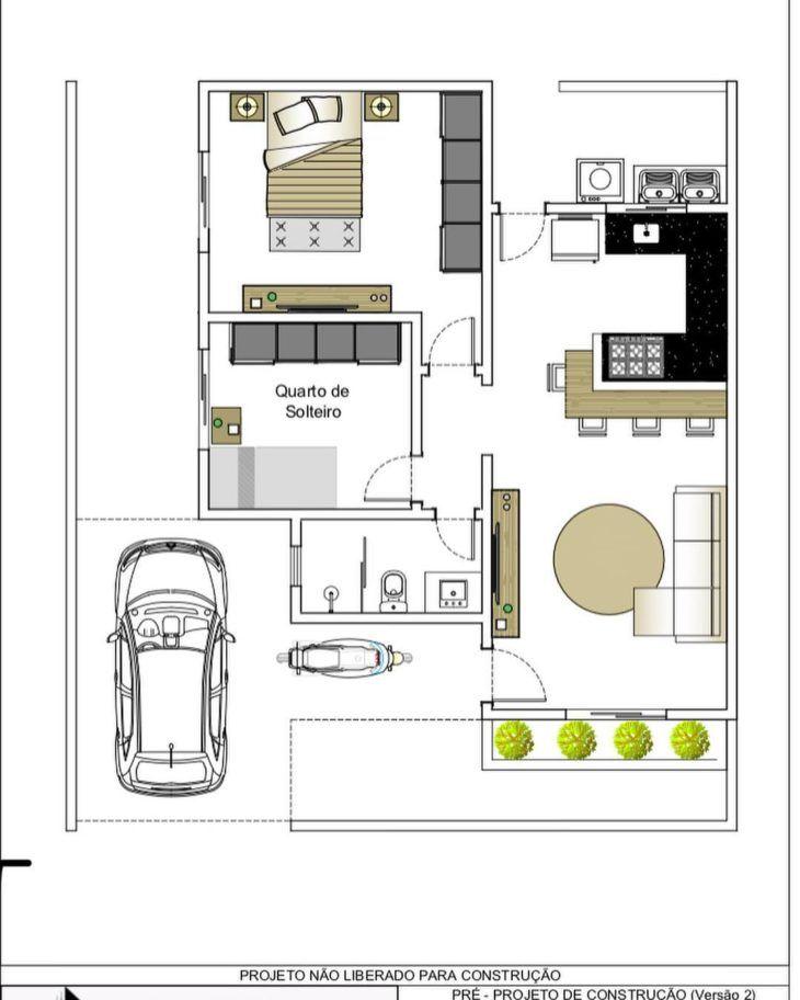 Modelos de casa: 80 ideias e projetos incríveis para criar o seu