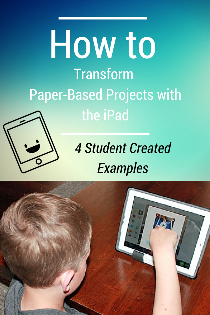 Blending Analog And Digital In Student Projects Pinterest Lisa