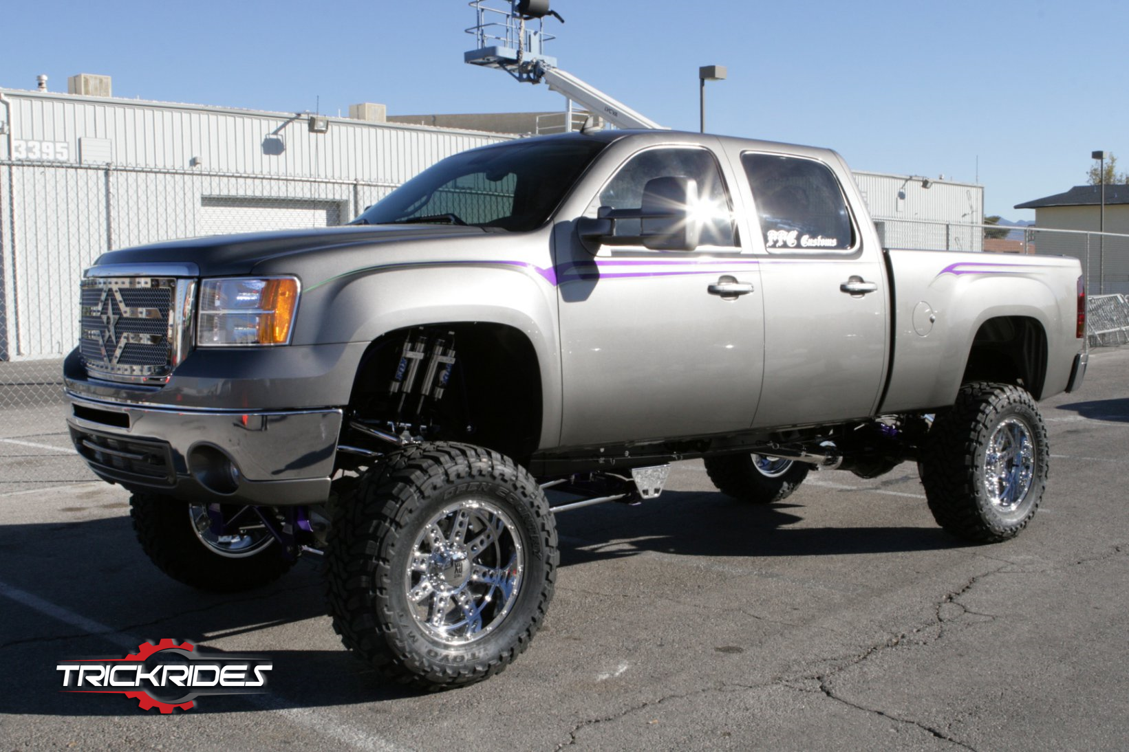 Pin by Trick Rides on Truck It Chevrolet silverado