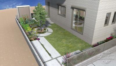 スペガ通信 カテゴリー 家庭菜園のある庭デザイン 庭 家庭菜園