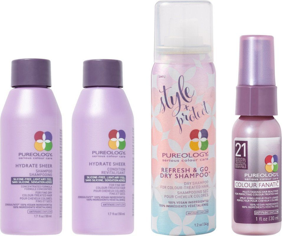 Ulta Free 4 Pc Pureology Gift W Any 40 Online Purchase A 32 Value One Per Customer While Quantities Last Muaonthecheap Pureology Color Care Ulta
