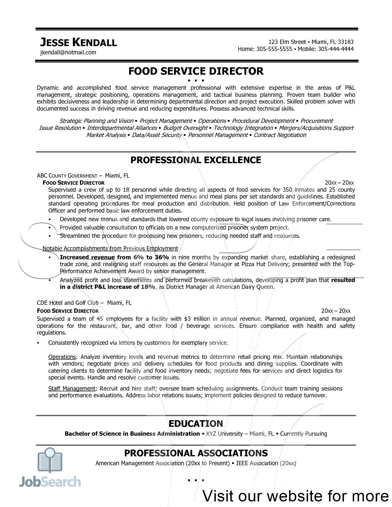Basic Resume Examples Professional Job Resume Samples Resume Examples Resume