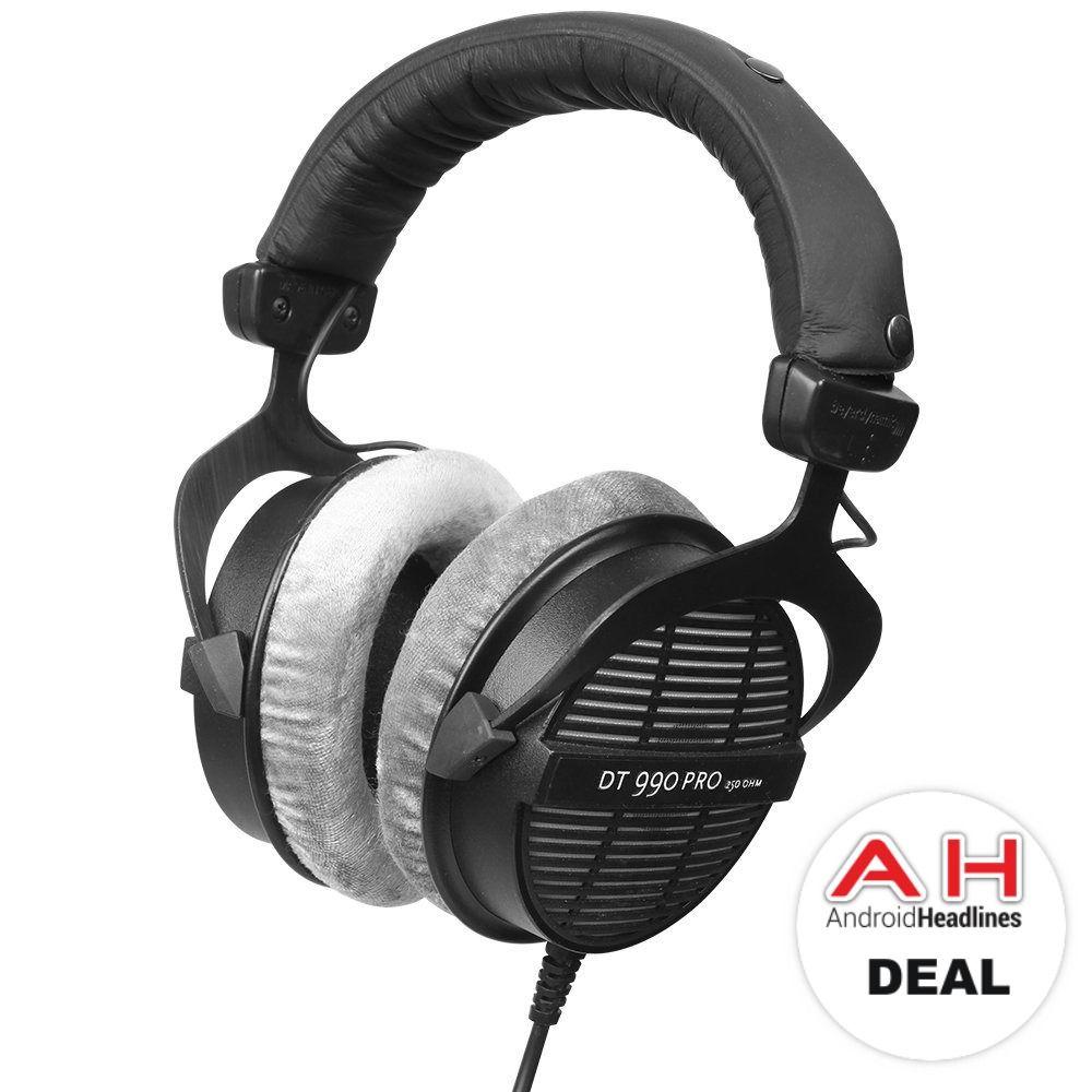 Deal Beyerdynamic Dt 990 Pro Headphones For 125 12 30 16 Best Studio Headphones Studio Headphones Headphones