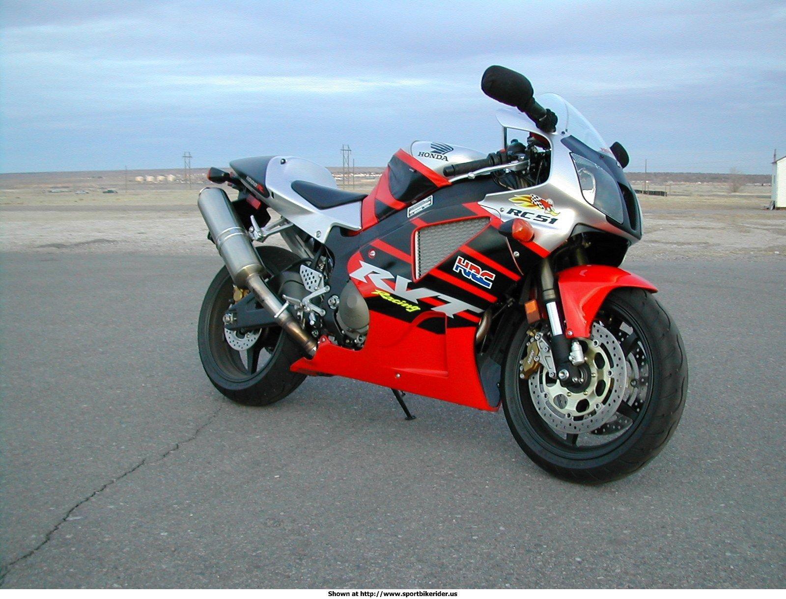 2002 Honda RC51 Honda sport bikes, Honda cbr, Sport bikes