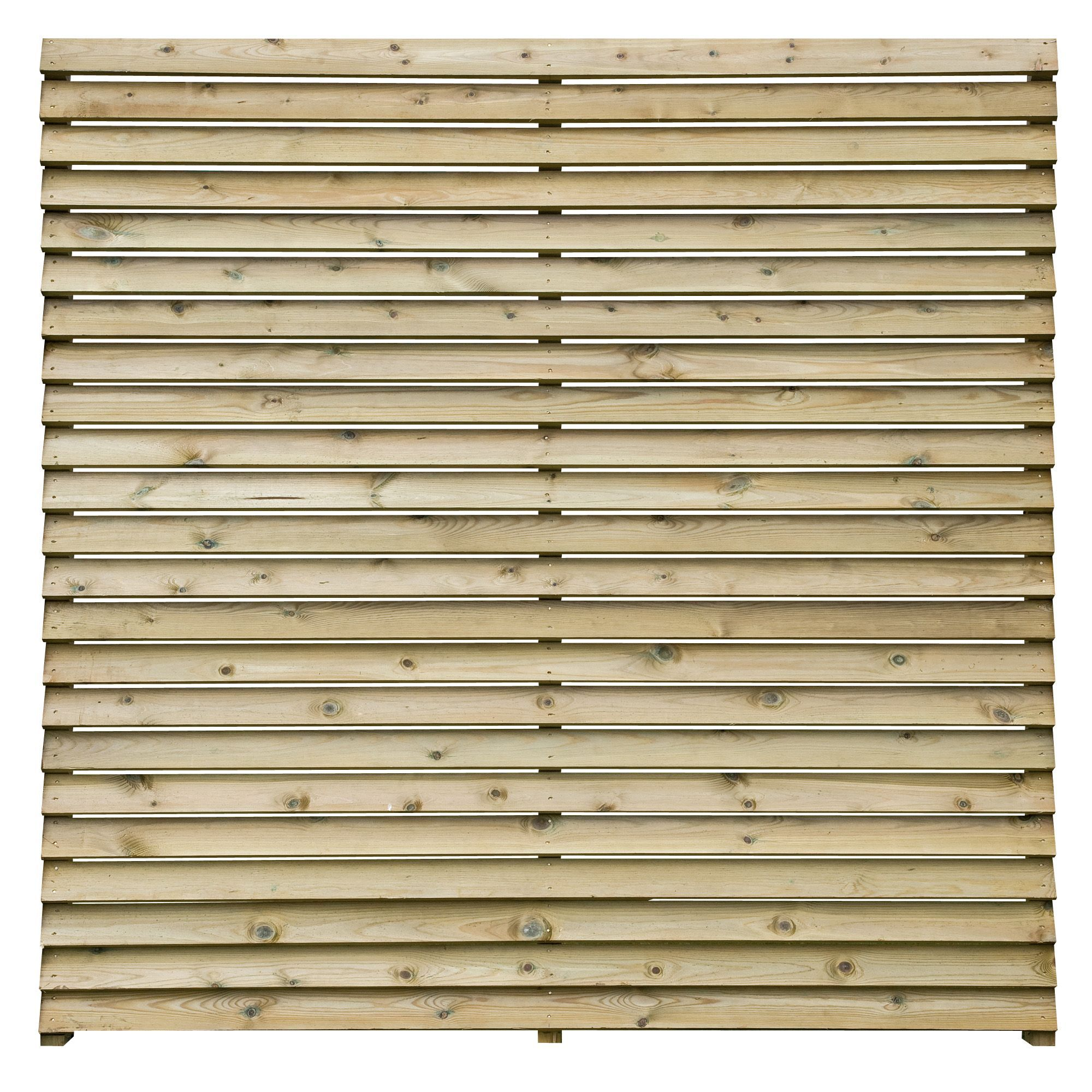 Green louvre timber fence panel w18m h18m pack of 5 rooms green louvre timber fence panel w18m h18m baanklon Gallery