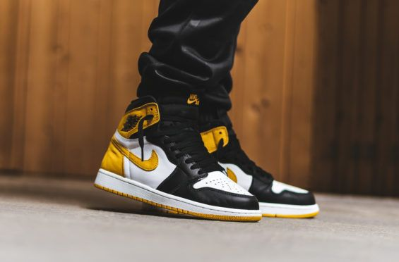 The Air Jordan 1 Retro High OG Yellow Ochre Will Be A Europe Exclusive  Release details aa1fdba82