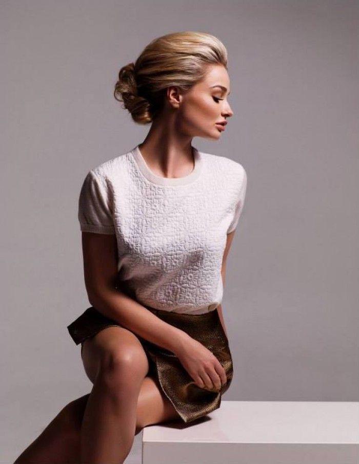 Emma Rigby dancer