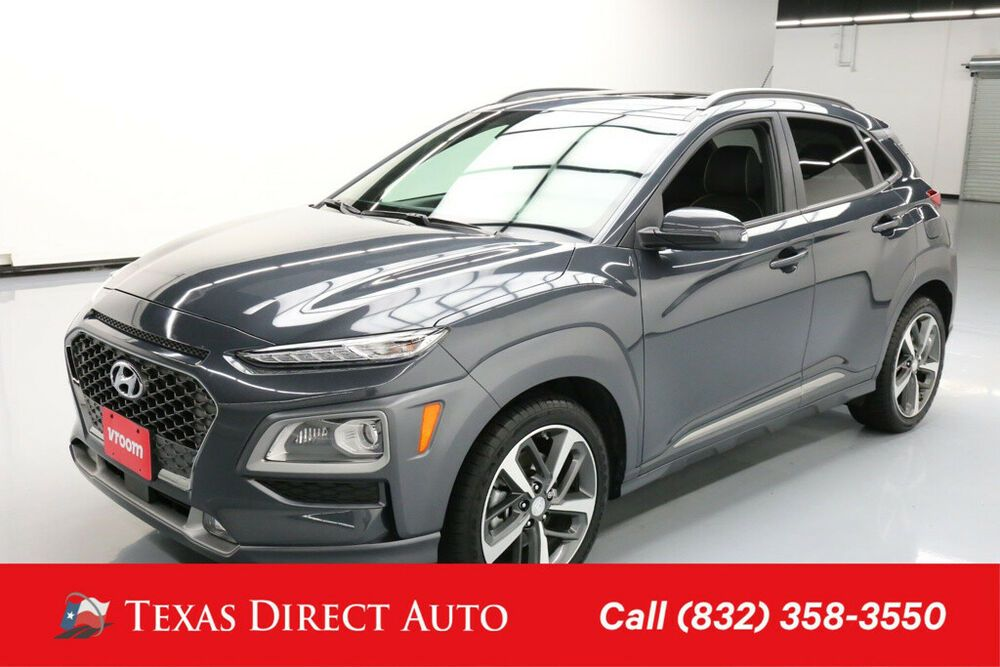 For Sale 2018 Hyundai Kona Ultimate Texas Direct Auto