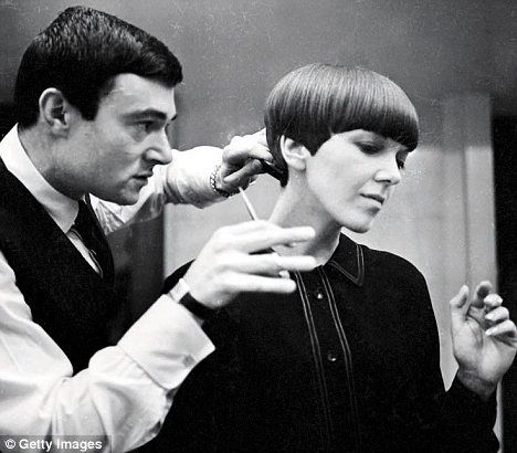 Setting That Swinging Sixties Style He Created Her