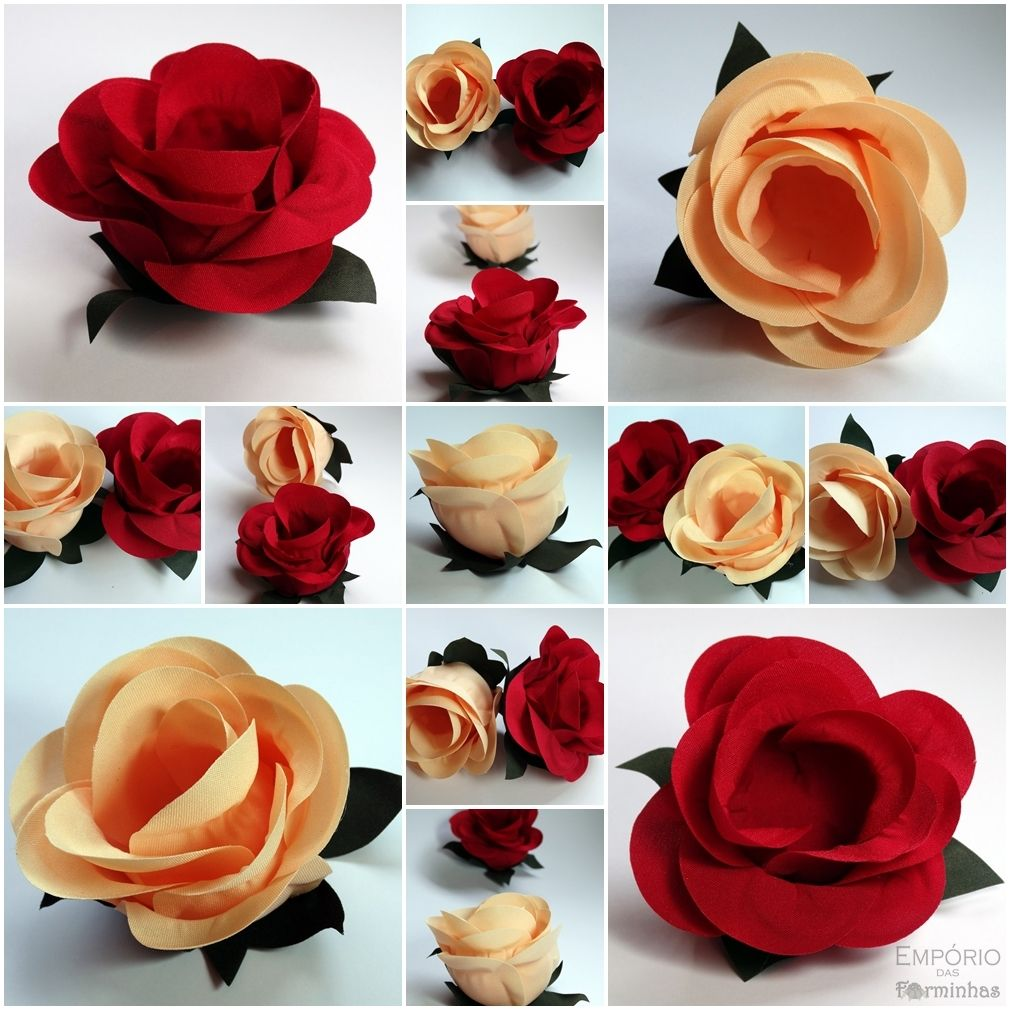 Compra Forminhas para doces finos em formato de rosas