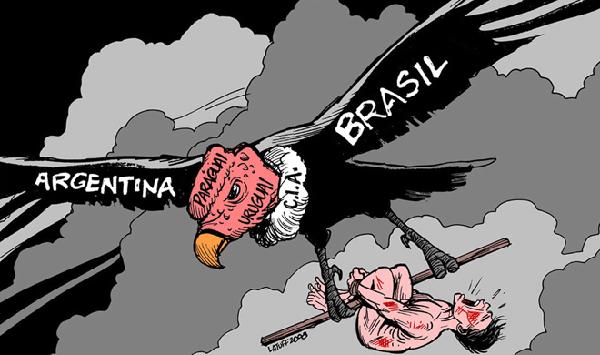 EEUU pretende que los Ejércitos de Argentina y Brasil sean sus lacayos en un ataque a Venezuela
