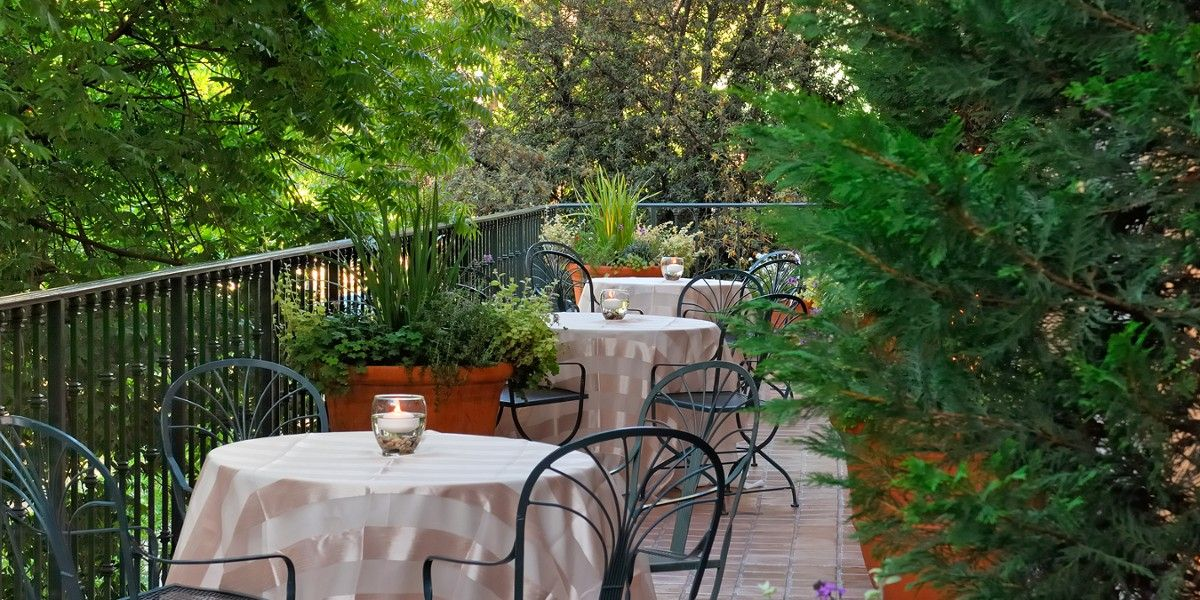 Garden Court Hotel: Leafy courtyards and quiet terraces lend a ...