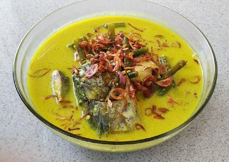 Resep Gulai Ikan Tongkol Oleh Hasnul Habiba Resep Resep Ikan Gulai Makanan