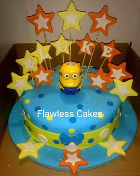 Birthday Cakes for Kids from R350 Flawless Cakes Other